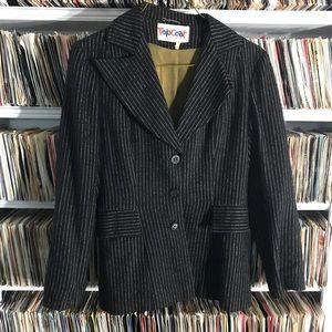 Vintage Topcoat England Blazer